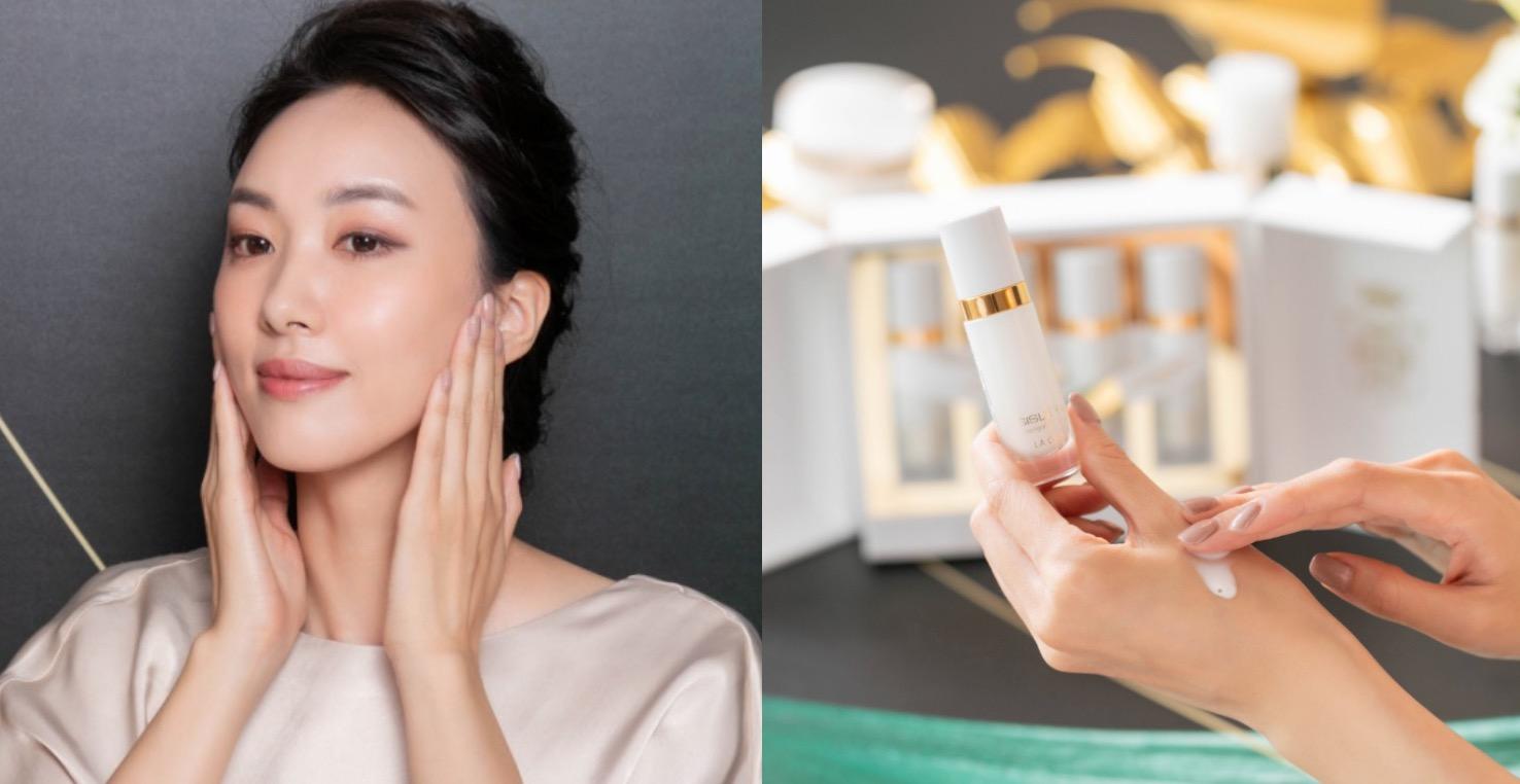 運用頂尖的植物活性萃取使肌膚恢復年輕活力。透過4瓶高濃縮精華,每周密集護理將肌膚新生推至高峰,實驗數據更證實,使用一次肌膚保濕度提升42%!這款安瓶建議一年使用兩次、一次按壓8下,每天早晚於化妝水後使用,搭配臉部按摩使保養功效更加乘,保養時別忘了帶到脖子肌膚。