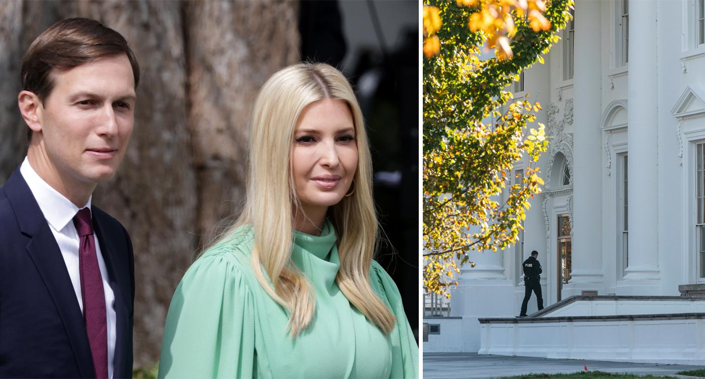 Revealed: Ivanka's unbelievable rule for secret service