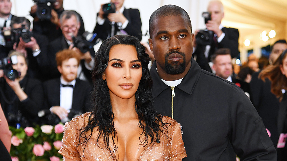 It's over! Kim Kardashian files for divorce from Kanye West - cover