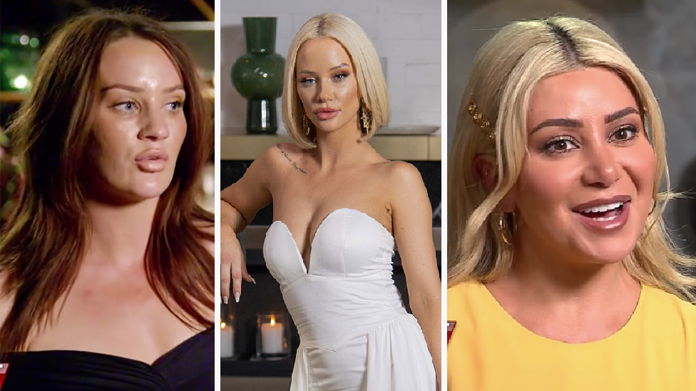 Fans gobsmacked by 'barely recognisable' returning MAFS stars