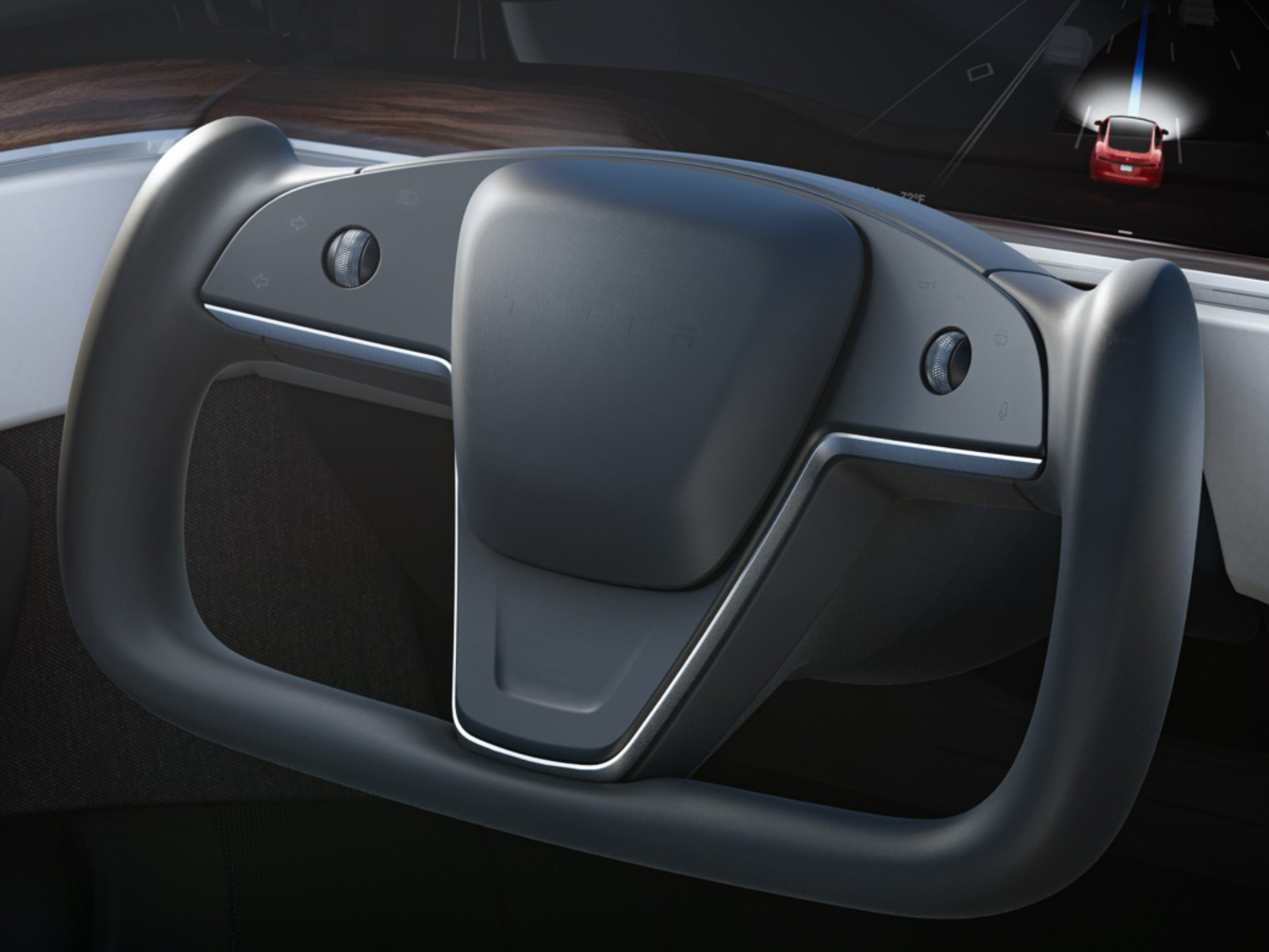 Tesla reveals cool Model S interior refresh