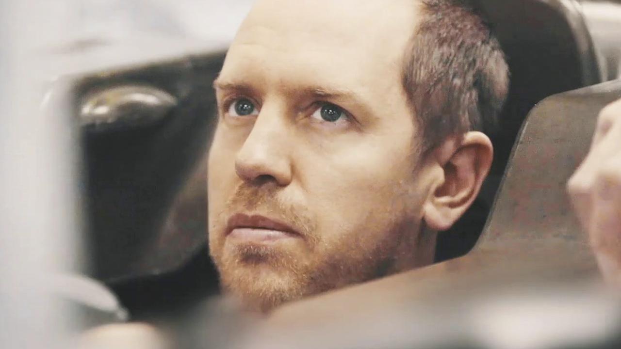 Formula One fans erupt over Sebastian Vettel's new look