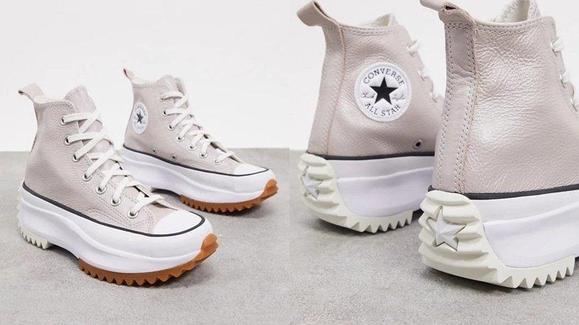燕麥牛奶色球鞋推薦