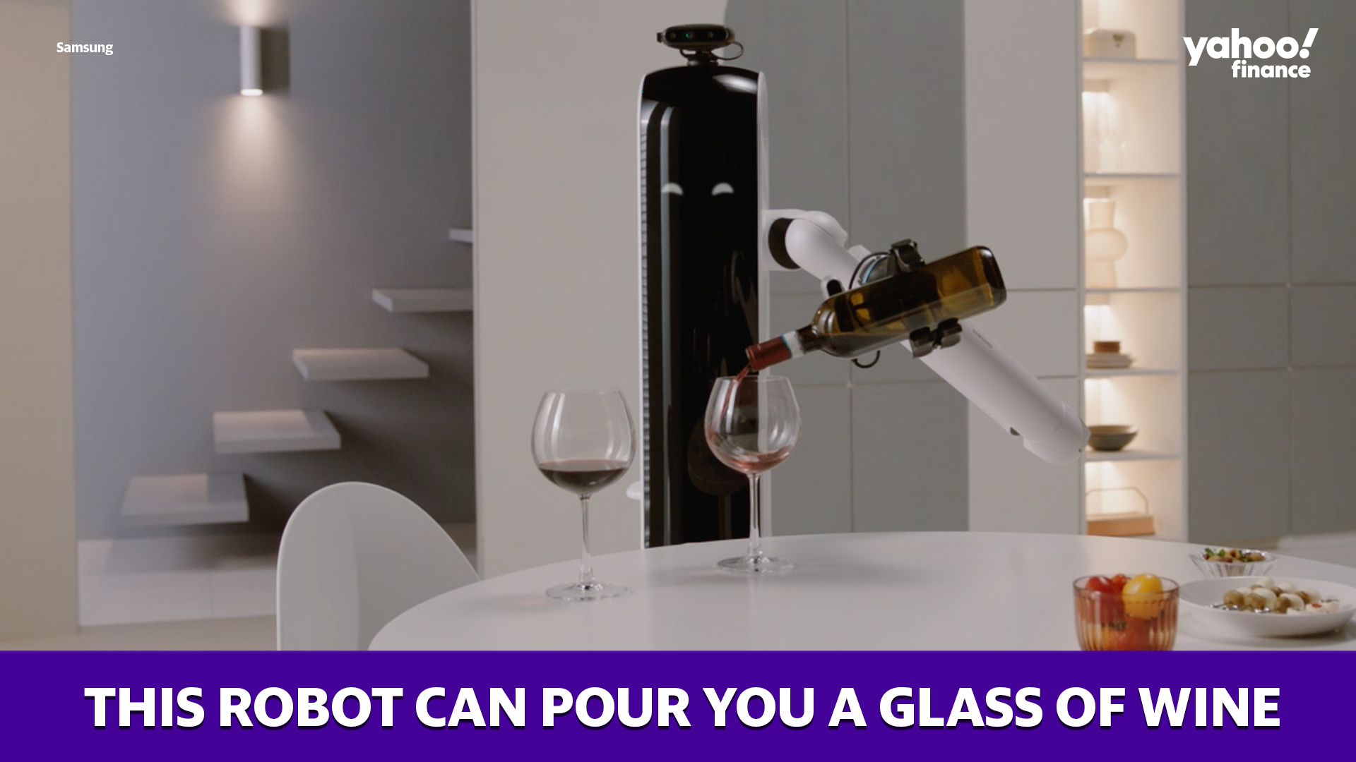 Human-like 'Bot Handy' Robot can pour you a Glass of Wine, do Dishes, and help with Laundry