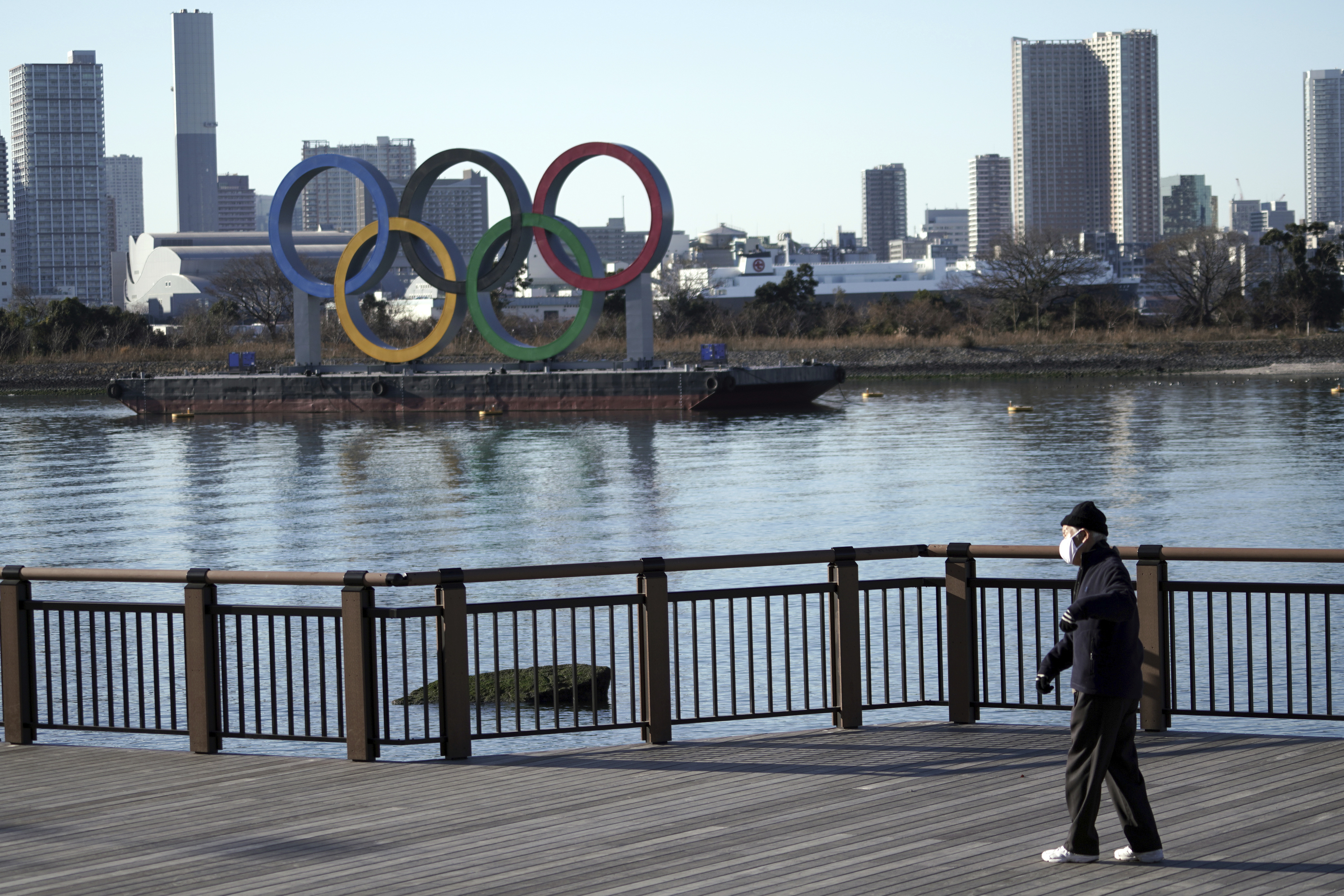 IOC insists that Tokyo Olympics will go on amid COVID concerns