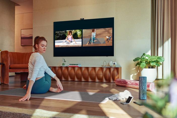 The home fitness tech that will help us stay active in 2021