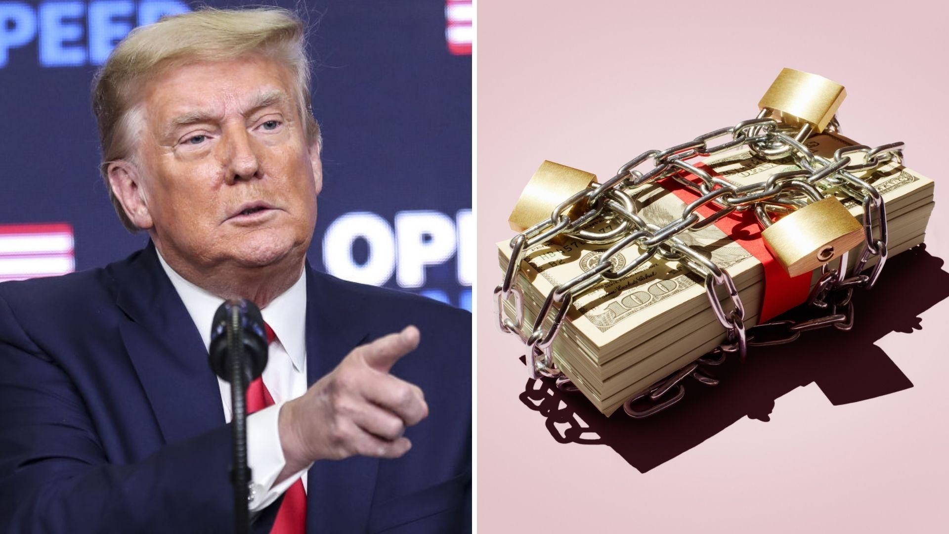 Major bank deals Trump billion-dollar blow after election warning