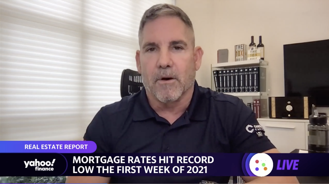 Middle-class homeowners will get 'priced out permanently': real estate investor Grant Cardone