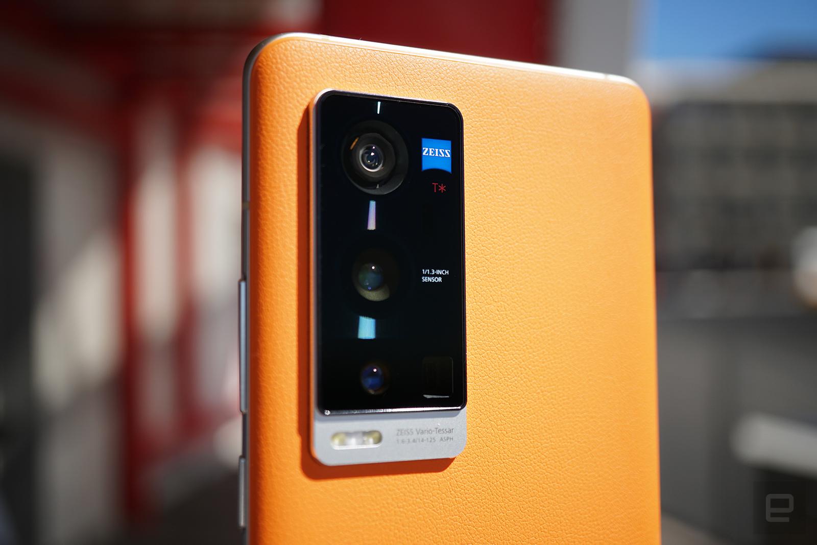 Vivo X60 Pro+ 評測
