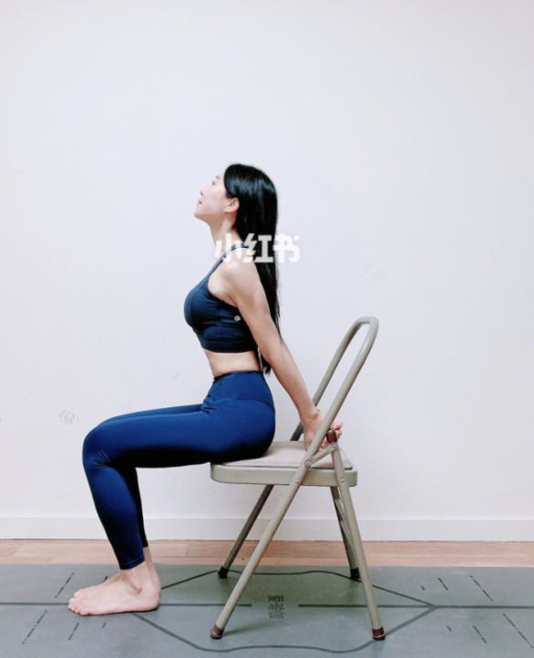 改善圓肩駝背,瘦手臂,放鬆肩膀