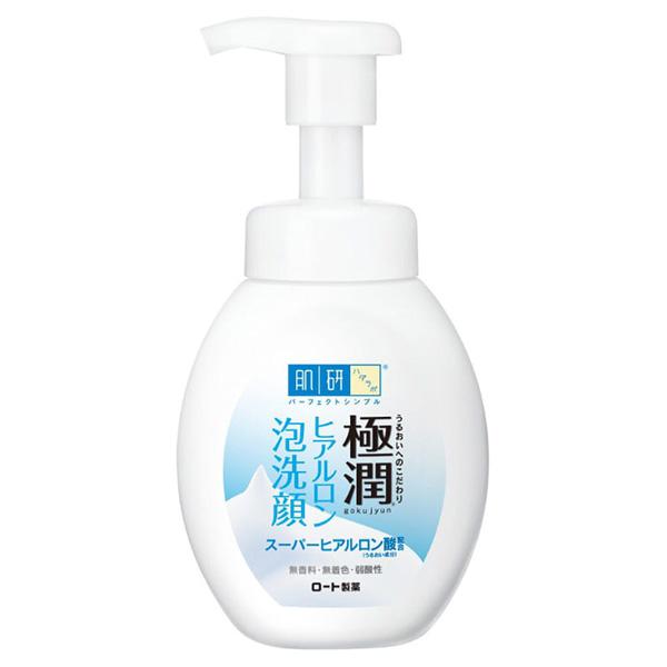 【肌研】極潤保濕泡洗顏,NT$370