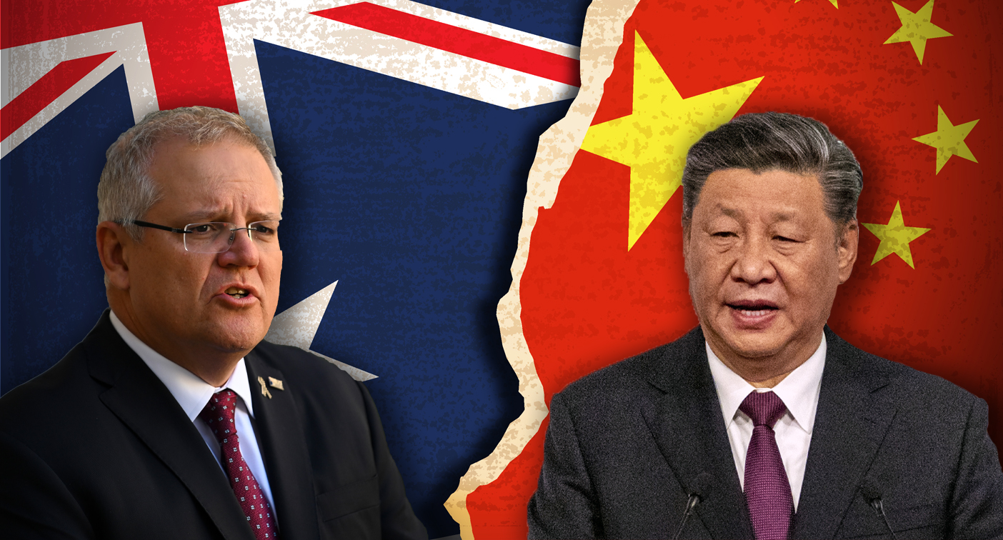 'Evil racism': Chinese state media accuses Australia of white supremacy