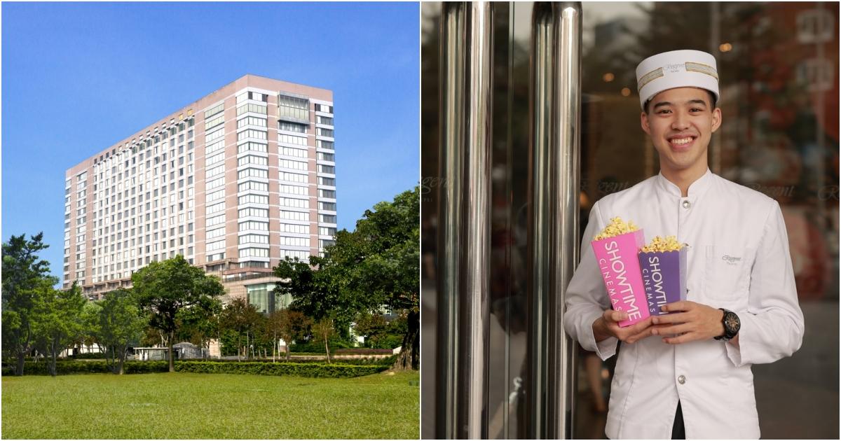 2021最強飯店專案
