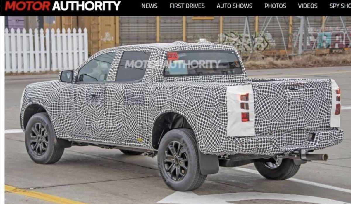 新一代 Ranger 有望出現 PHEV 插電式混合動力車型。