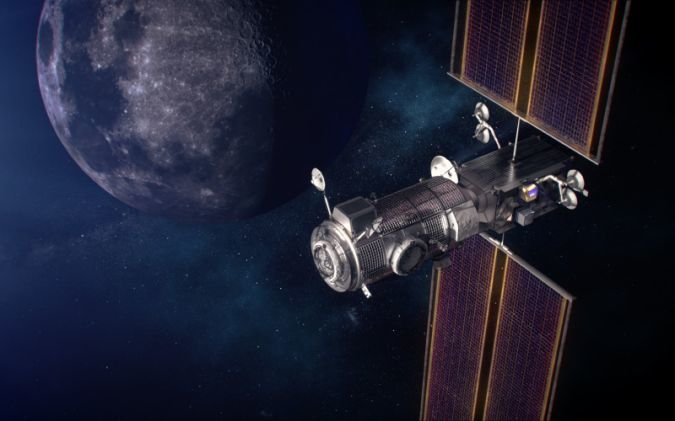 NASA signs Contract with SpaceX for module transportation of Lunar Gateway