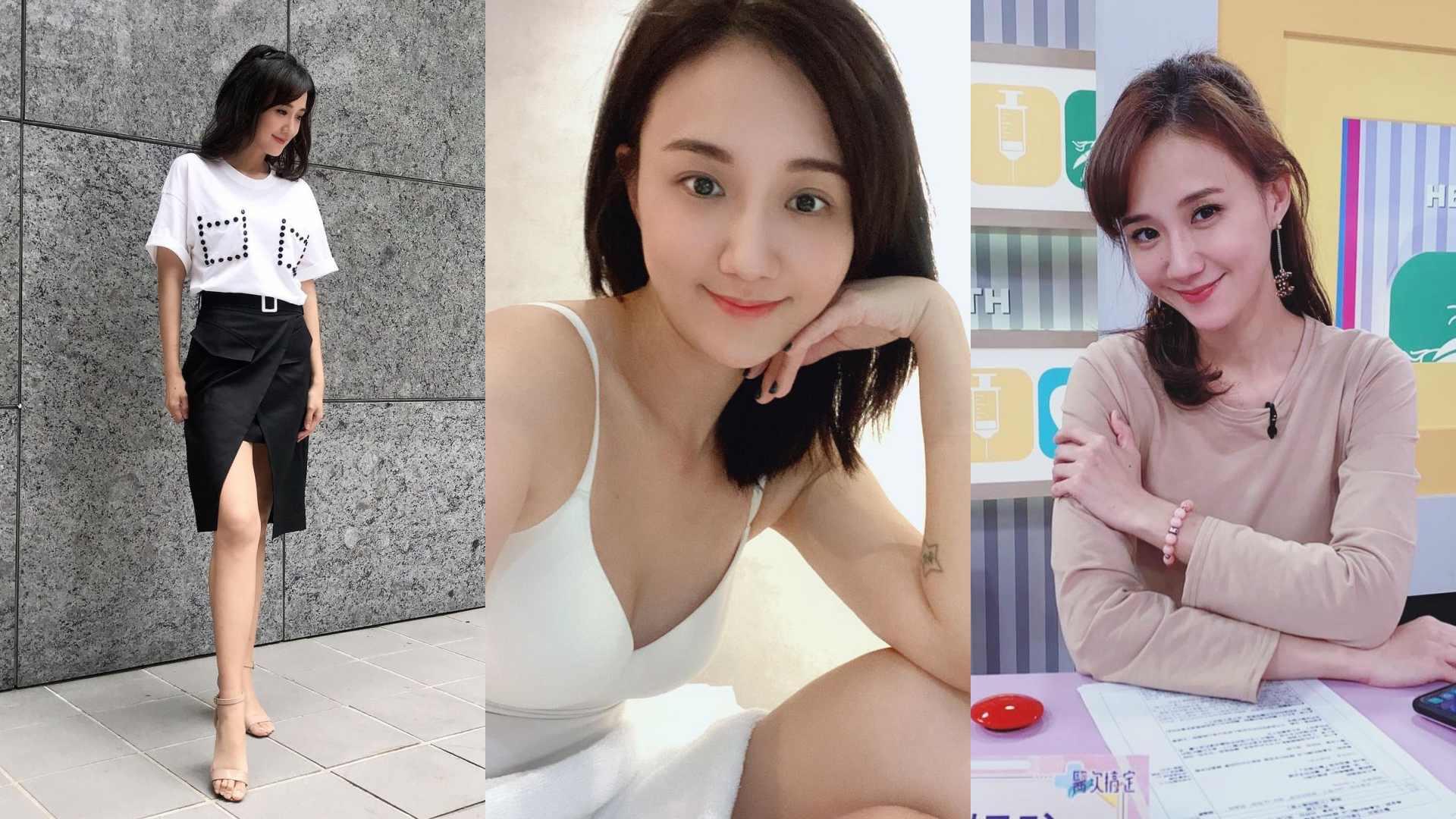 44歲的何妤玟看起來充滿少女感!