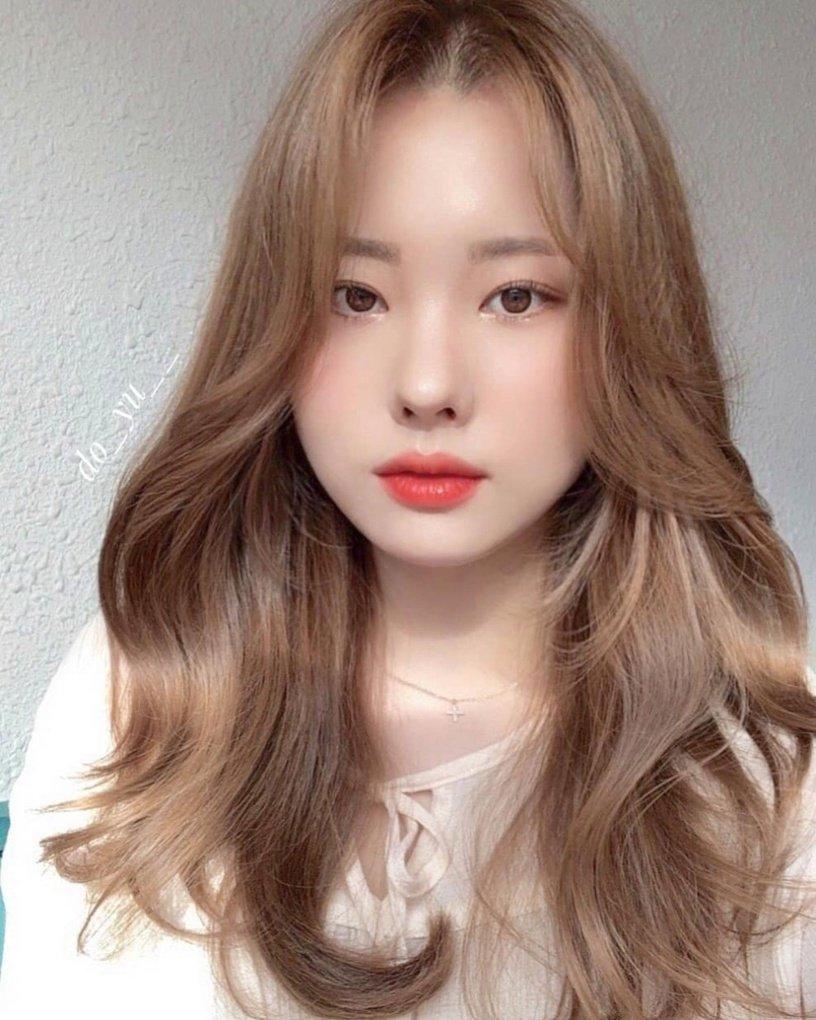 2021春夏韓國流行髮色推薦