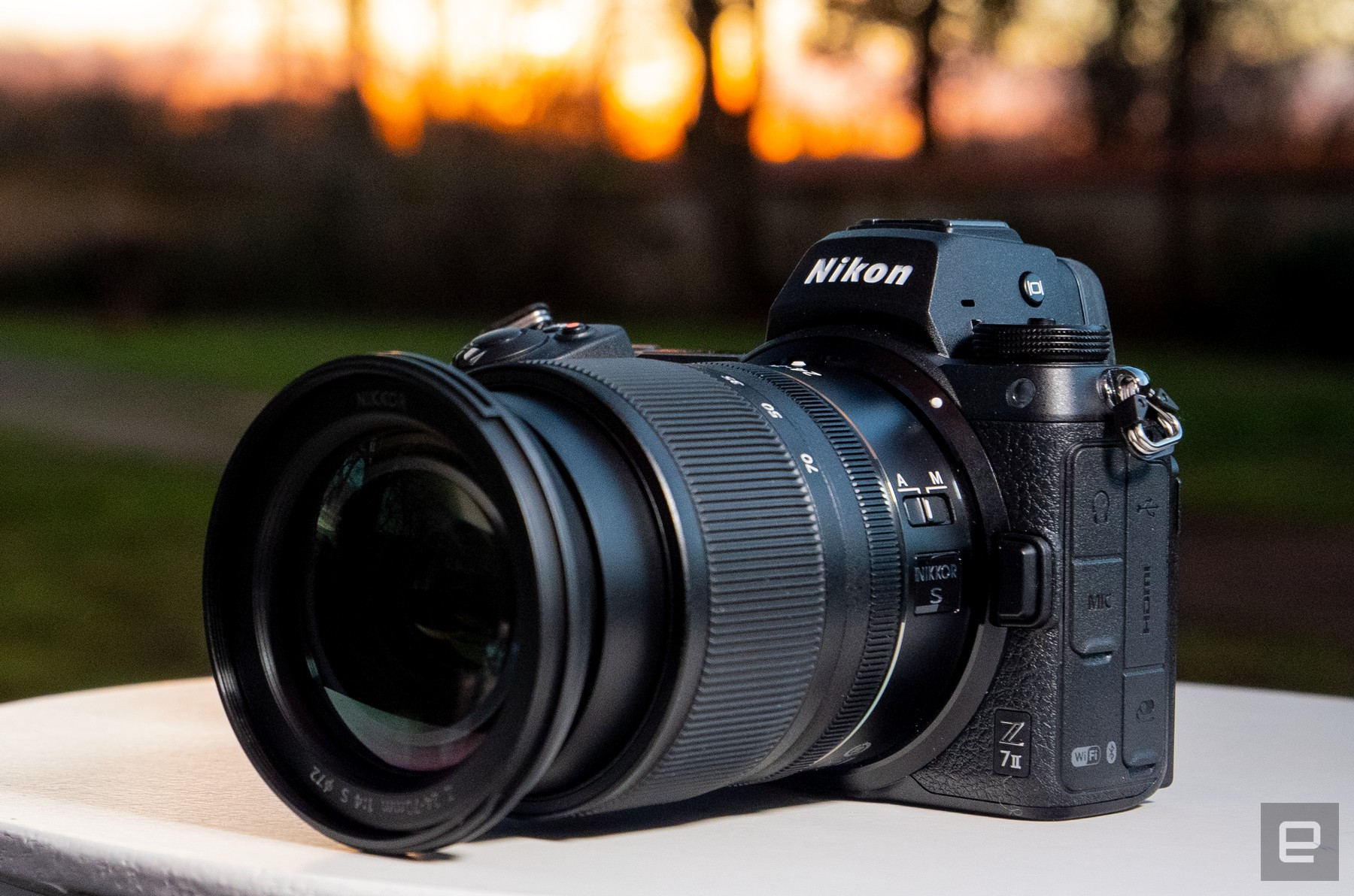 Nikon Z7 II review: A solid upgrade that lags behind its rivals