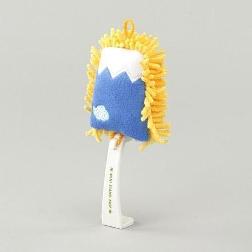 喜愛富士山絕不能錯的小物!讓你在打掃的時候也能感受好心情,活潑具有朝氣的配色即使擺在家裡角落都十分療癒。