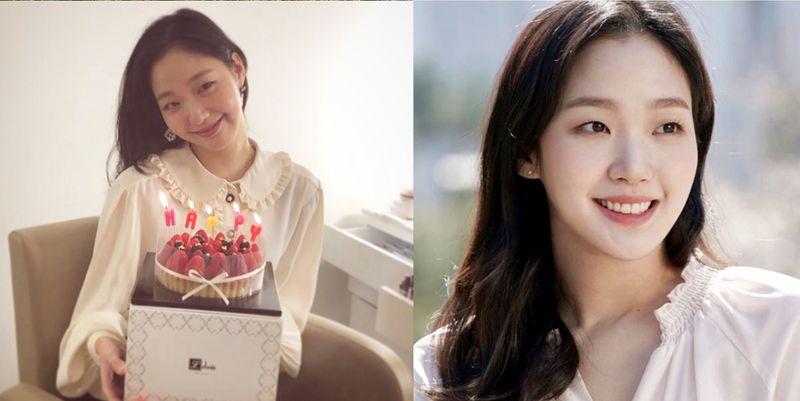 去年在韓劇《國王:永遠的君主》中飾演「鄭太乙」並與李敏鎬搭擋演出的「鬼怪新娘」金高銀
