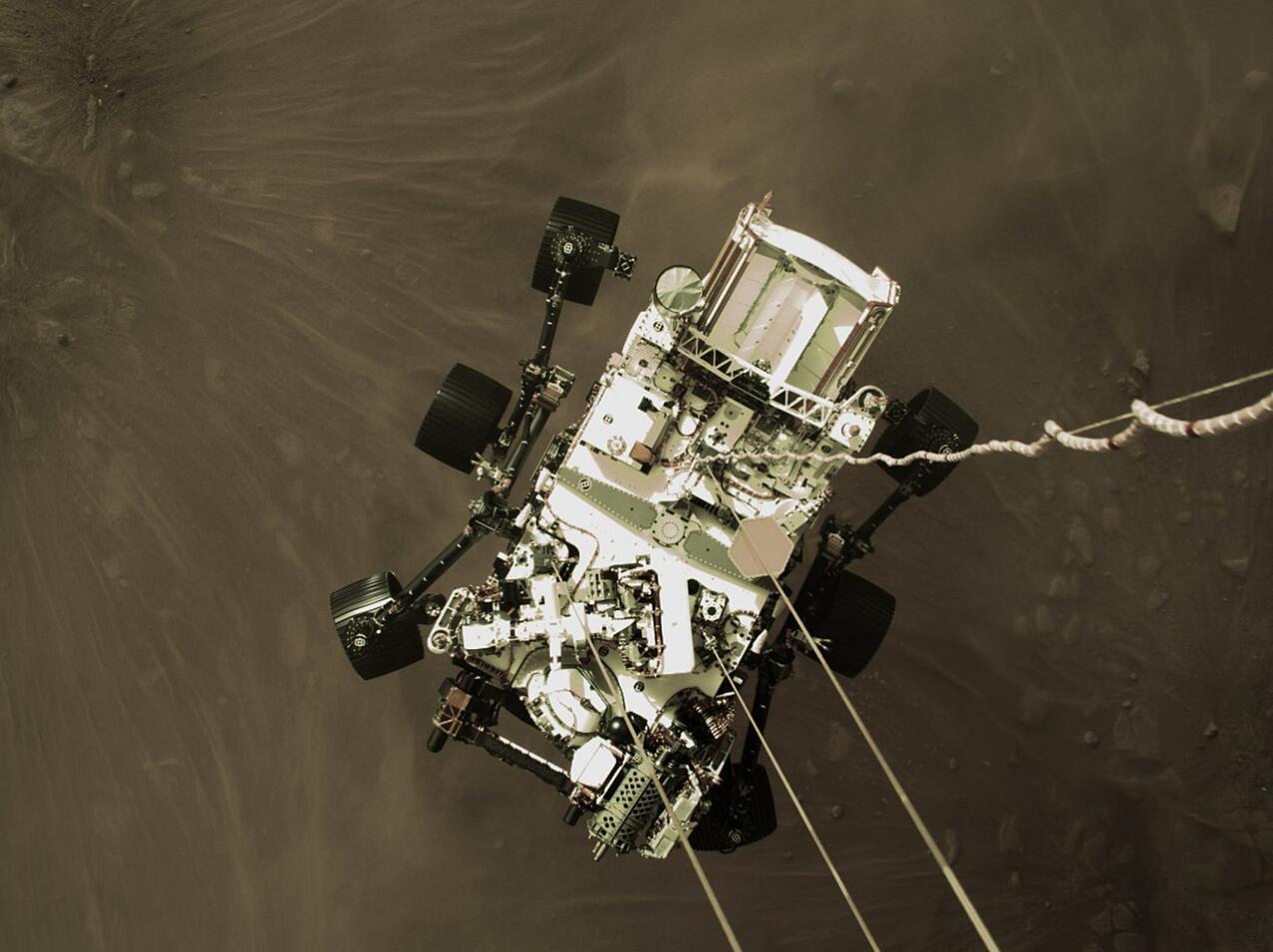 NASA Preserverance Rover