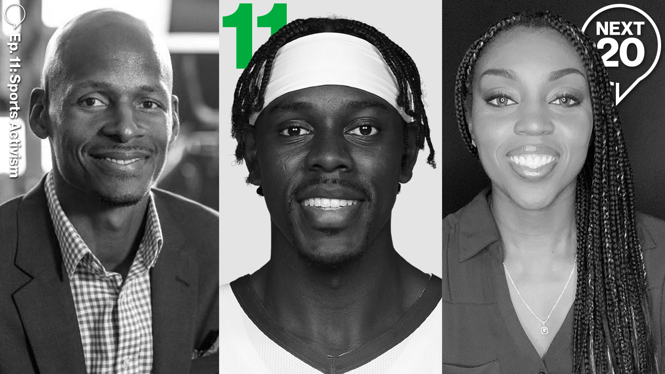 ca.news.yahoo.com: #Next20: Ray Allen, Renee Montgomery and Jrue Holiday on sports activism
