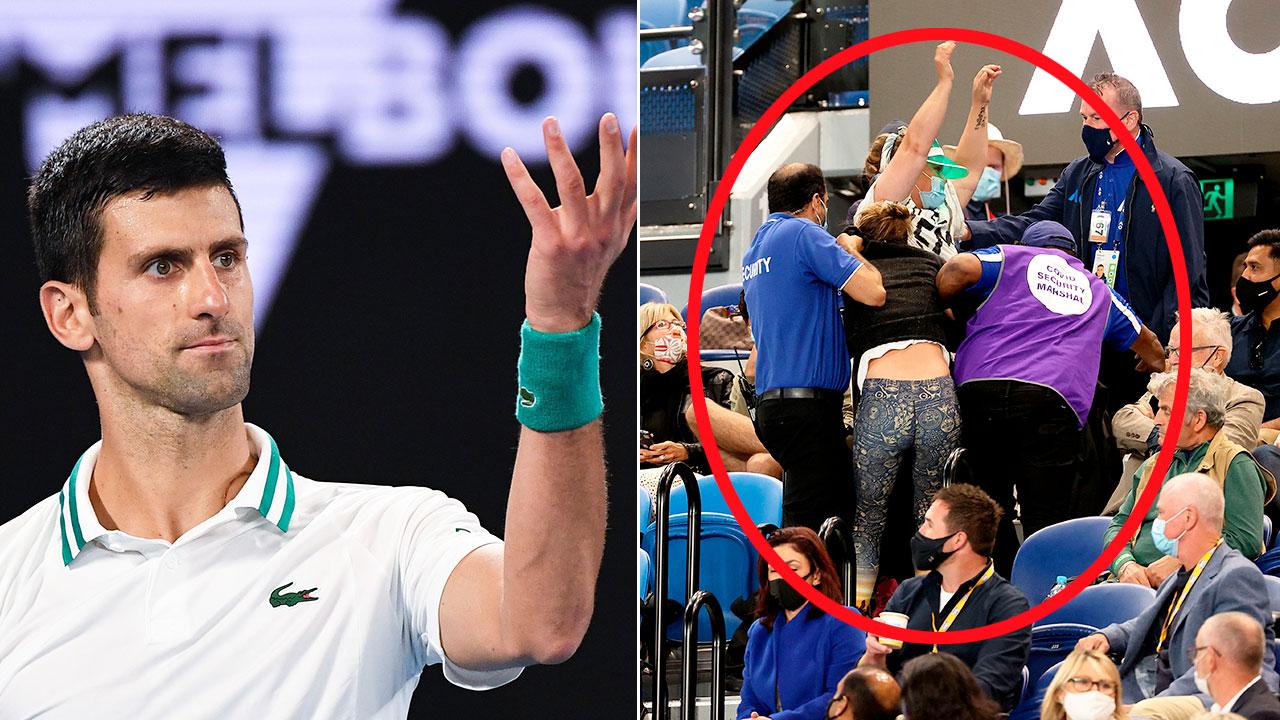 'What is going on': Uproar over 'appalling' Australian Open final drama