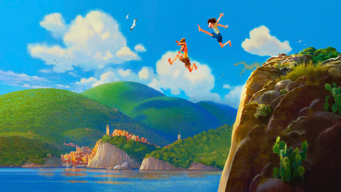 Pixar's 'Luca' trailer debuts: Director says coming-of-age adventure influenced by 'Stand by Me' (not 'Call Me by Your Name')