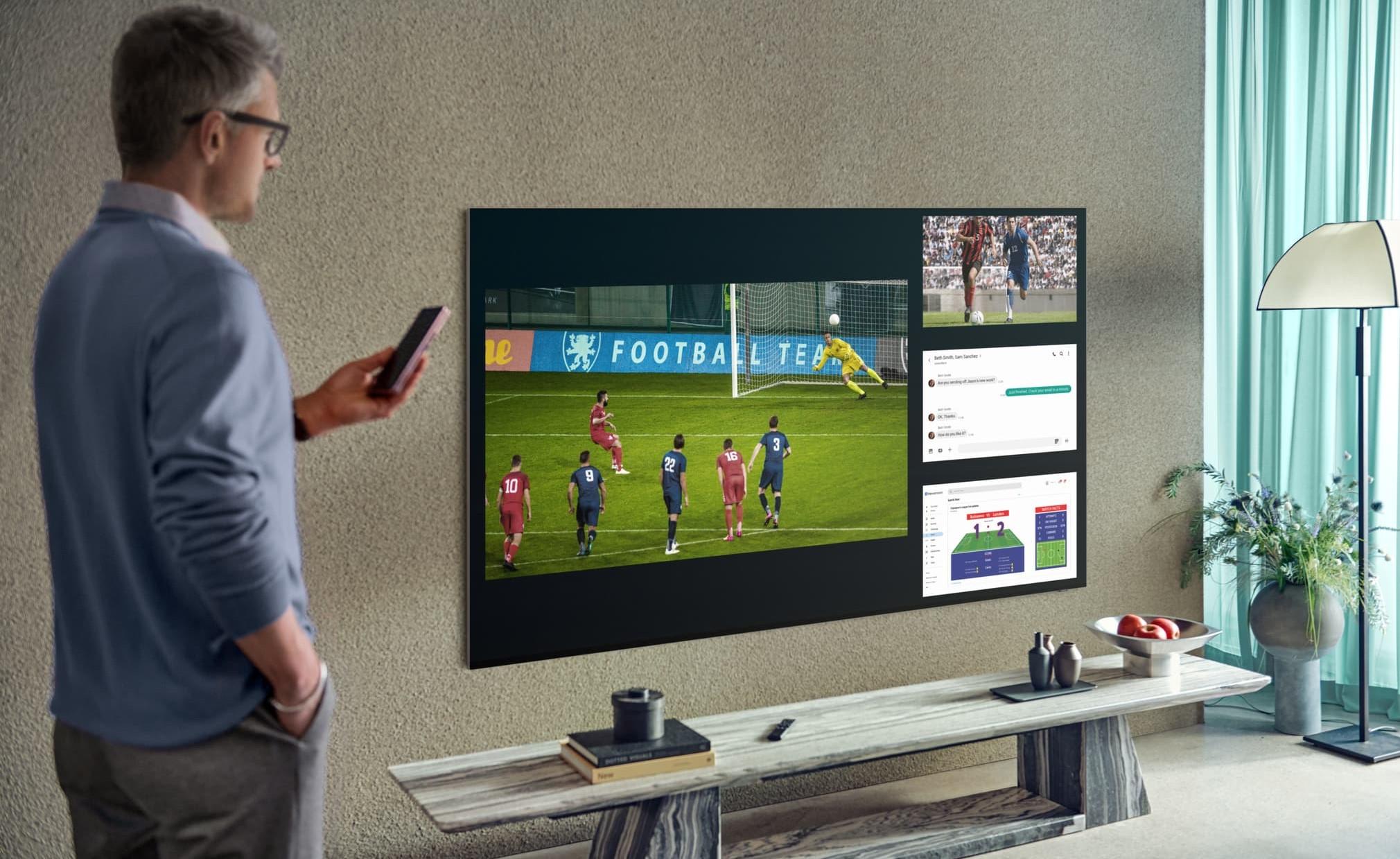 Samsung's 8K Neo QLED TV lineup starts at $3,500 - Engadget