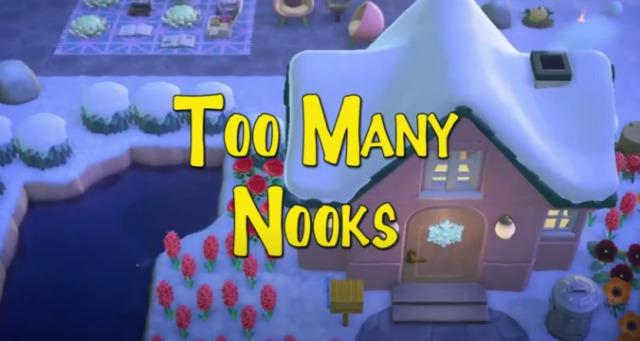 Too Many Nooks