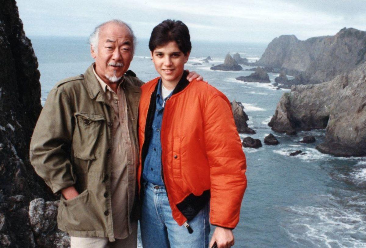 The 'dark' side of Mr. Miyagi: 'Karate Kid' star Ralph Macchio shares Pat Morita stories in 'More Than Miyagi' documentary - Yahoo! Voices