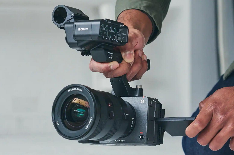 索尼带来FX3全画幅紧凑型电影摄影机