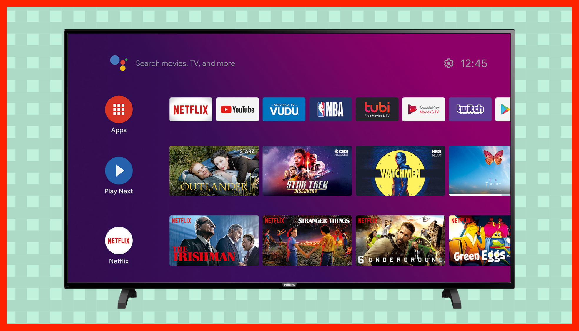 This incredible Walmart deal gets you an 'outstanding' Philips 65-inch 4K smart TV for just 8