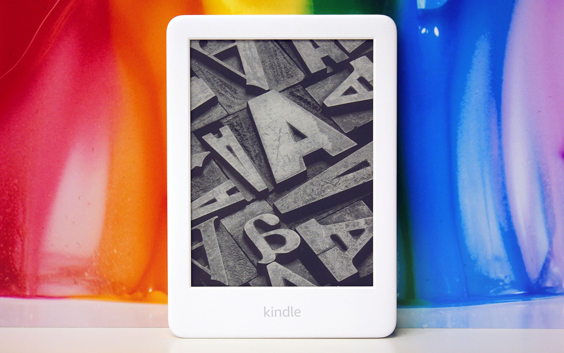 Amazon has a sale on Kindles right now