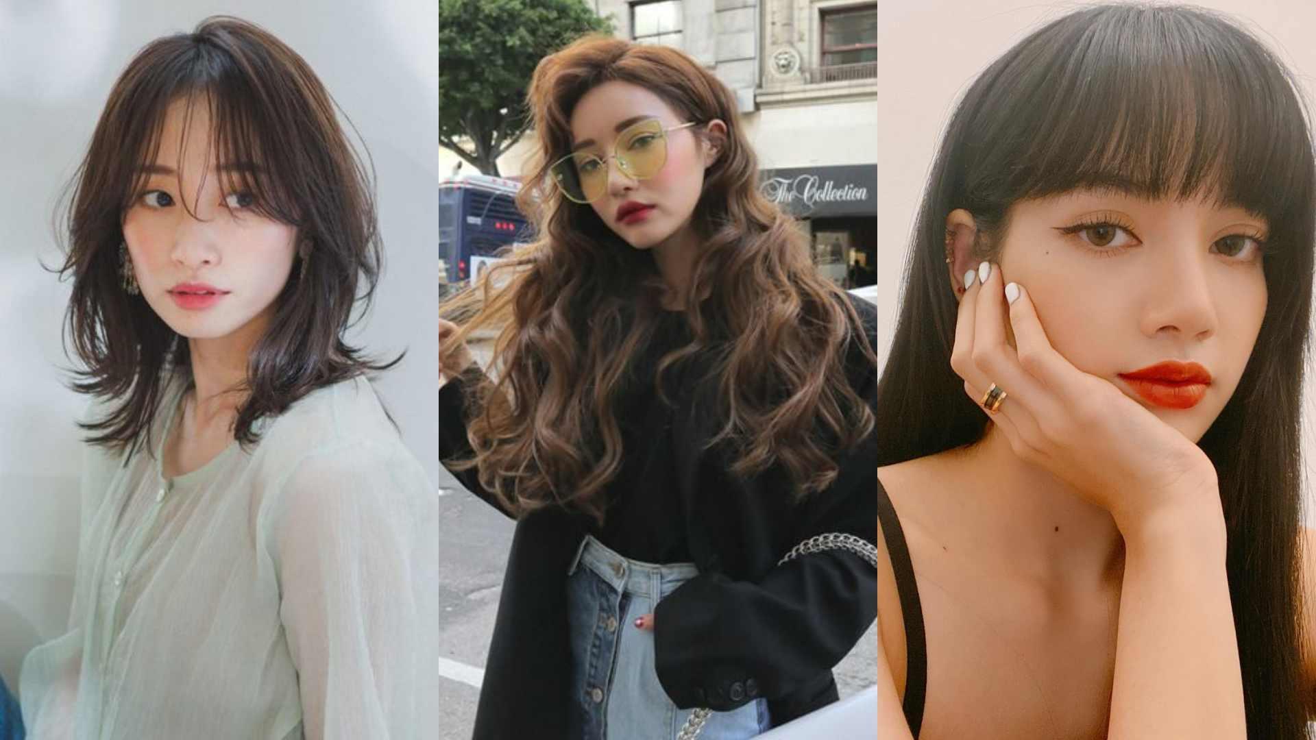 今年最流行的三種韓國髮型趨勢,一定要學起來!