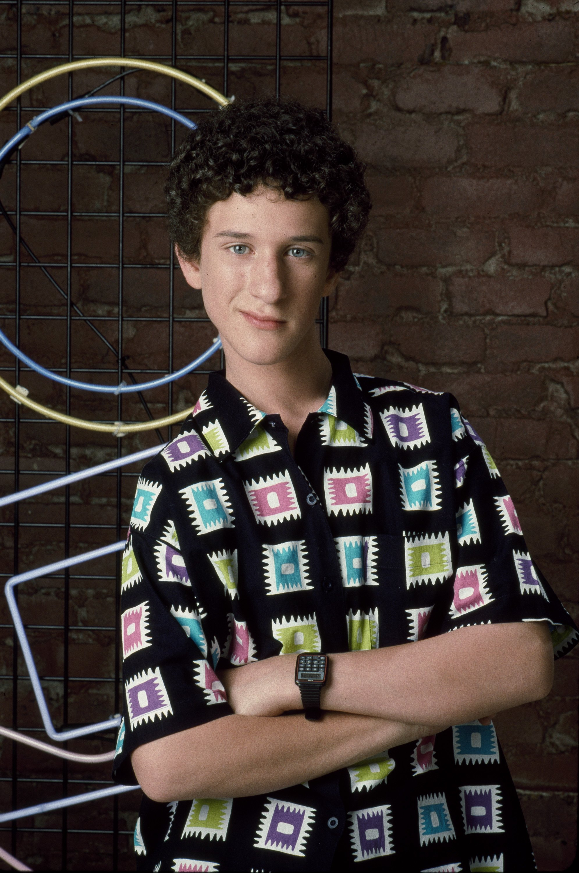SAVED BY THE BELL -- Pictured: Dustin Diamond as Screech Powers -- Photo by: NBCU Photo Bank .