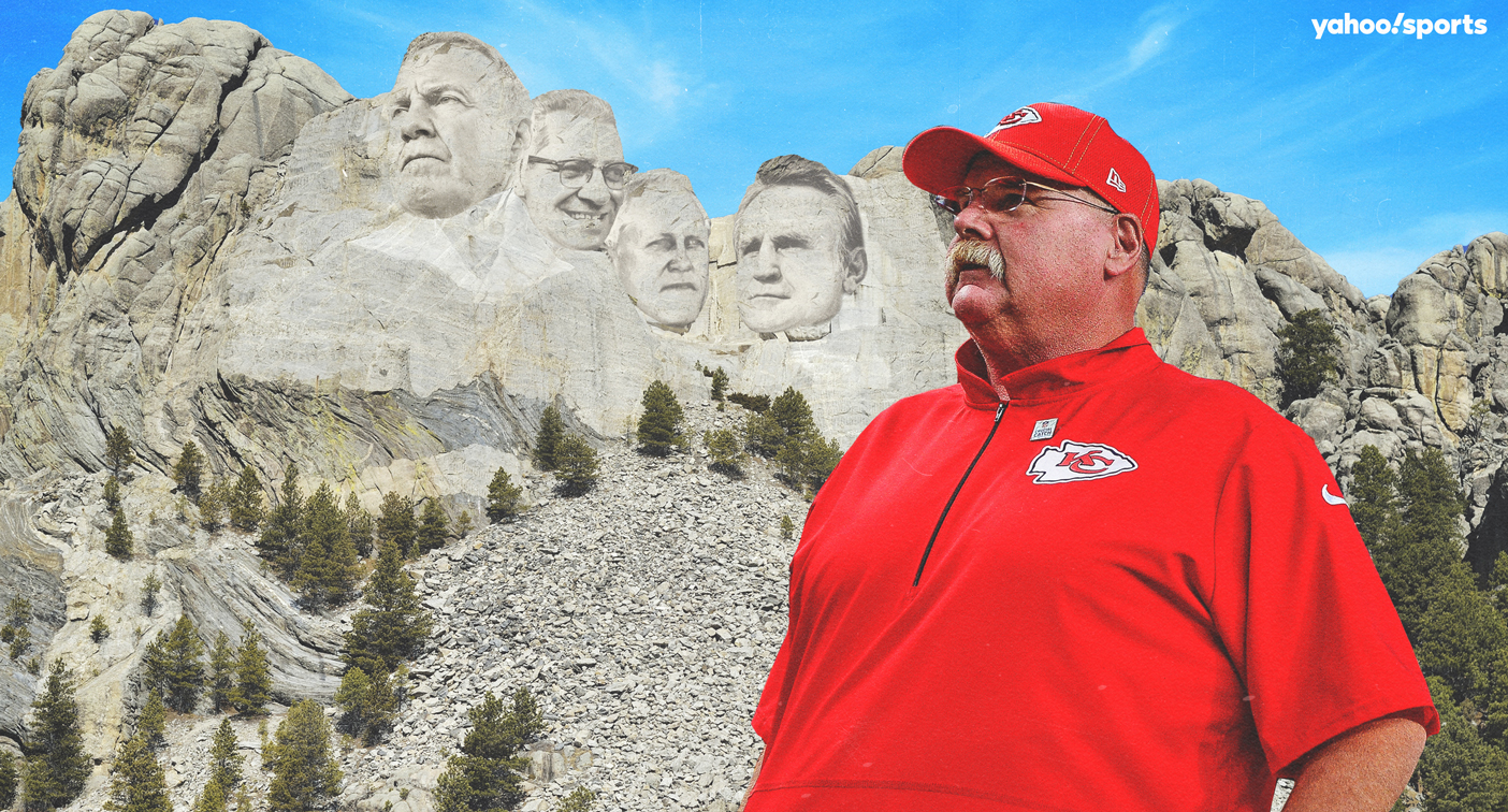 Belichick, Shula, Lombardi ... Andy Reid?: What multiple Super Bowls would do for Reid's legacy
