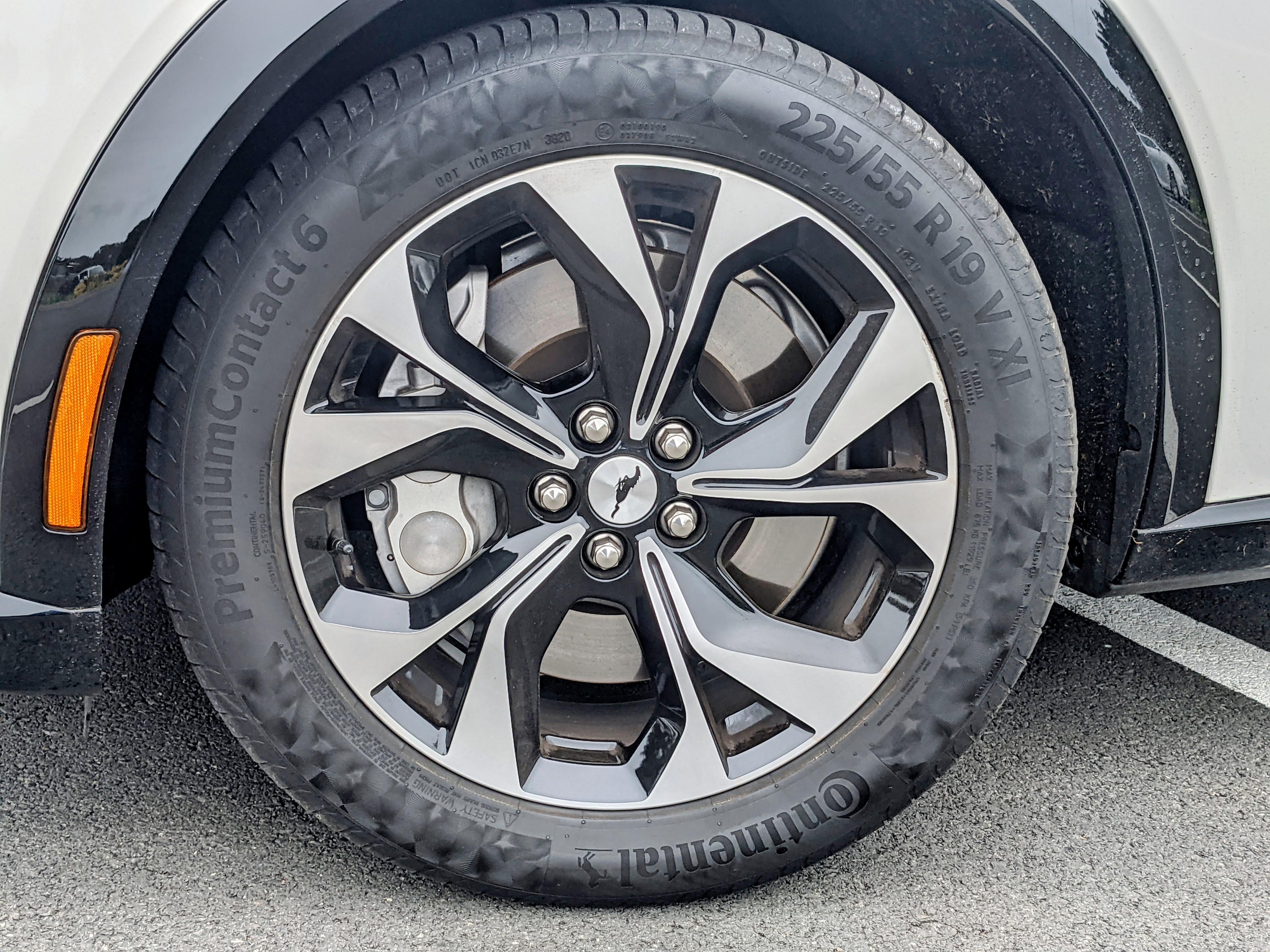 Mach-E wheel
