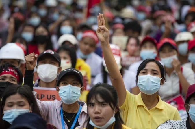 Aung Kyaw Htet / SOAP Images / LightRocket via Getty Images