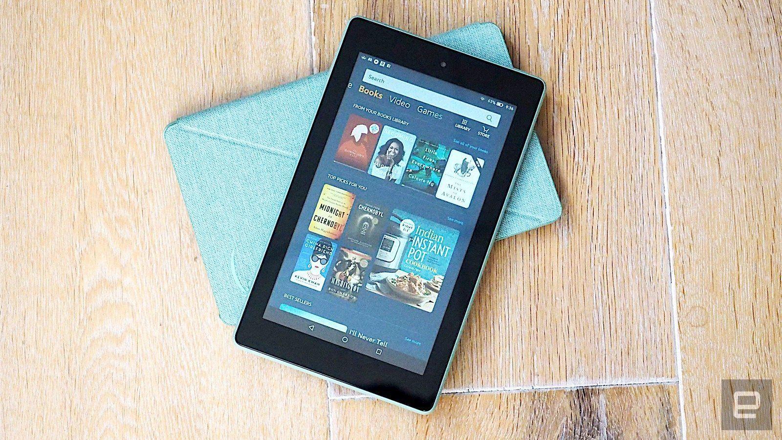 Amazon Fire 7 tablet