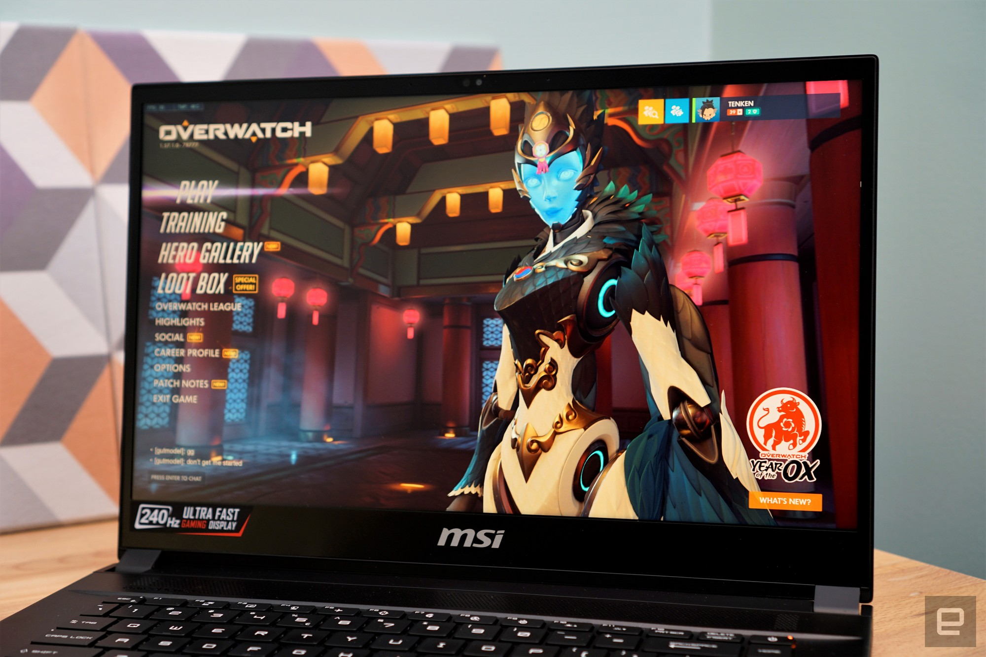 The Morning After: MSI's latest gaming laptop targets the 1440p sweet spot