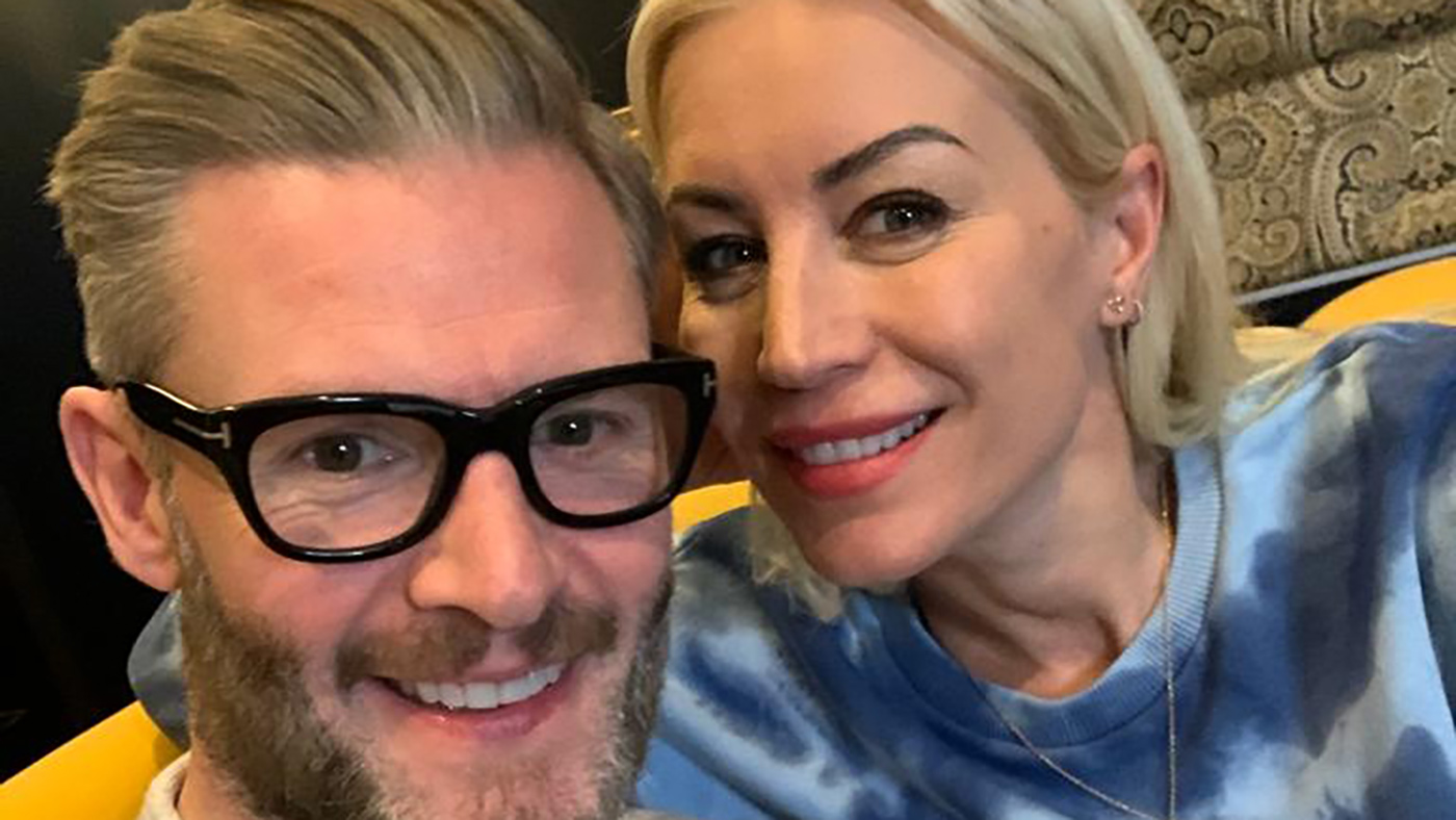 Denise Van Outen on how ADHD affects her relationship with partner Eddie Boxshall