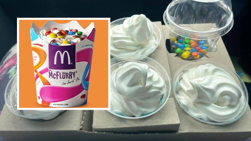Mum's genius $5 McDonalds McFlurry hack: 'Game changer'