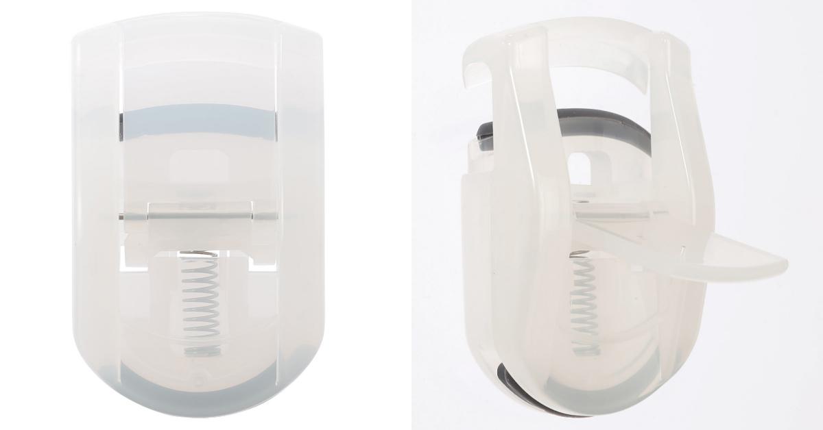 迷你的外型攜帶方便、滑動式的設計,更能避免夾眼皮的困擾,是許多網友公認的大眼秘密武器呦!
