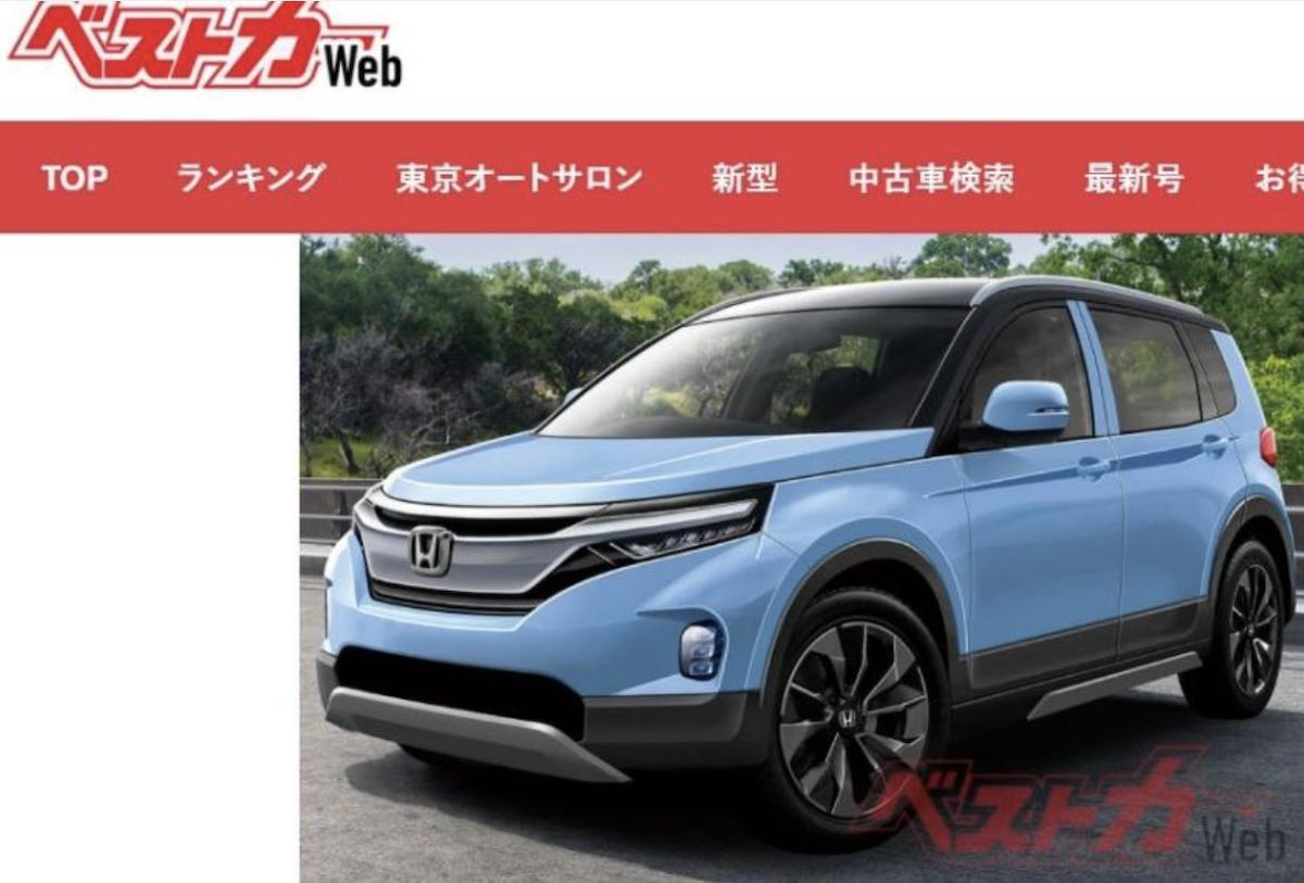 日媒稱 Honda 將推全新小休旅,預計 2022 年 6 月問世。