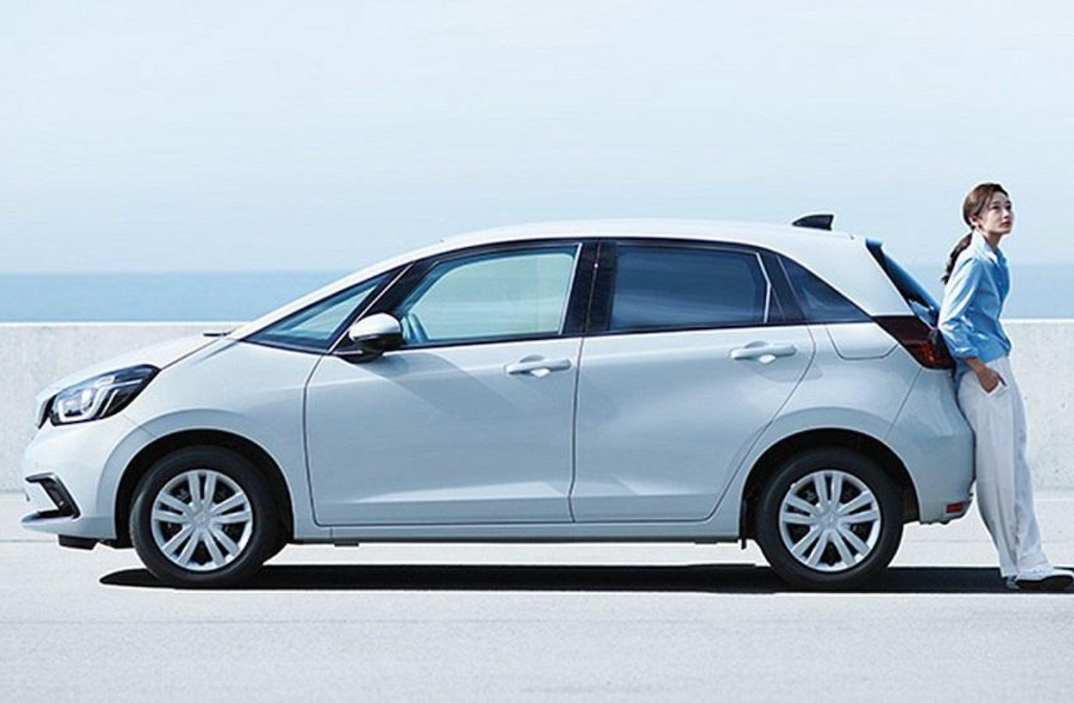 新一代 Fit 消息顯示,外型與日本當初發表相當。
