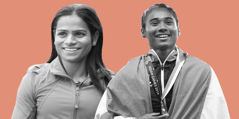 Hima Das, Dutee Chand Win Gold at Indian Grand Prix II