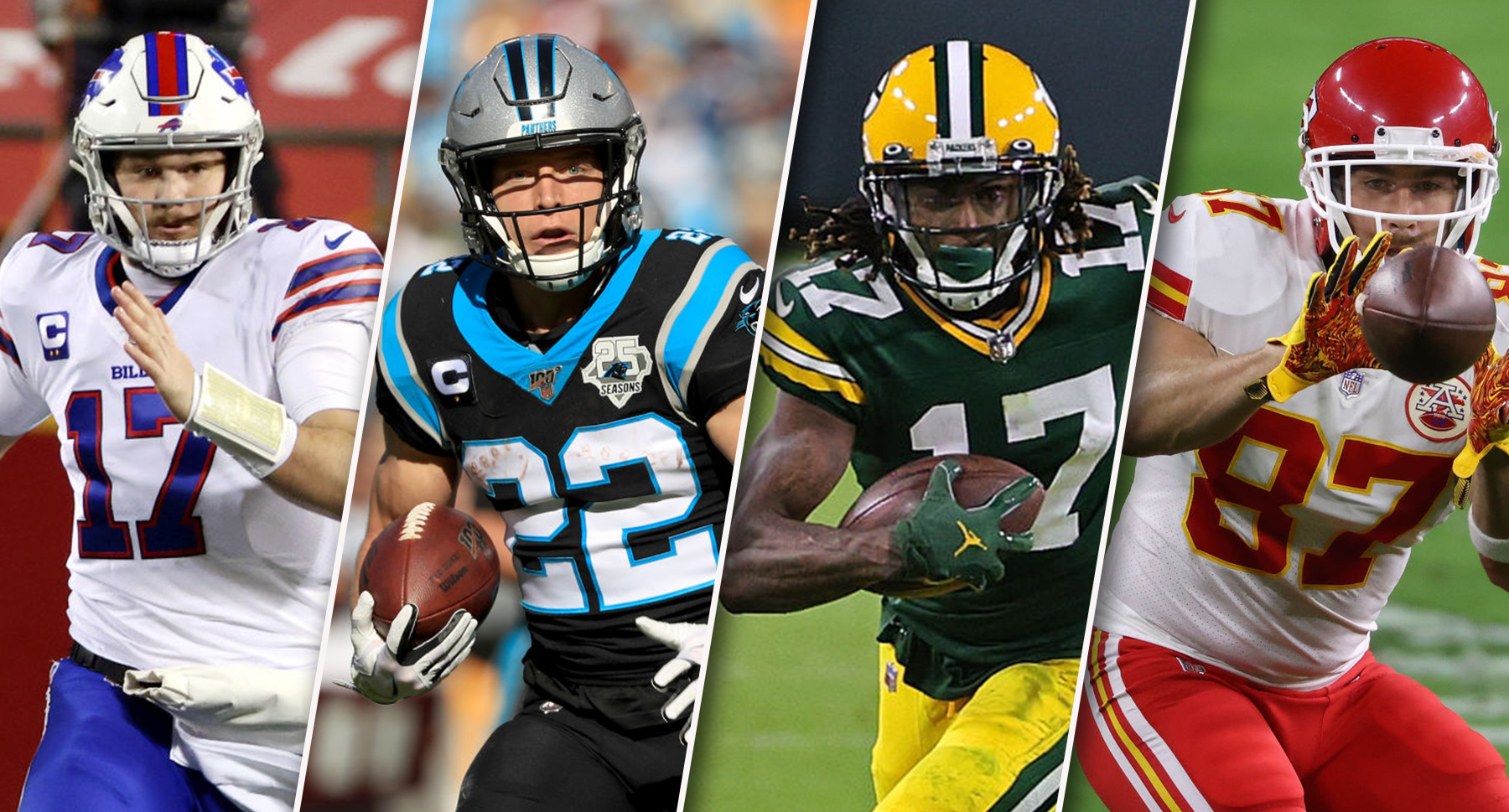 2021 Fantasy Football: Early look at top-10 player rankings
