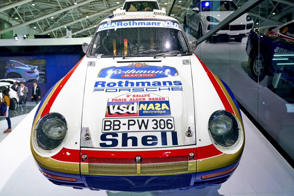 Porsche 959,2018年曾經來過台北世界新車大展 ©邱鈺鋒