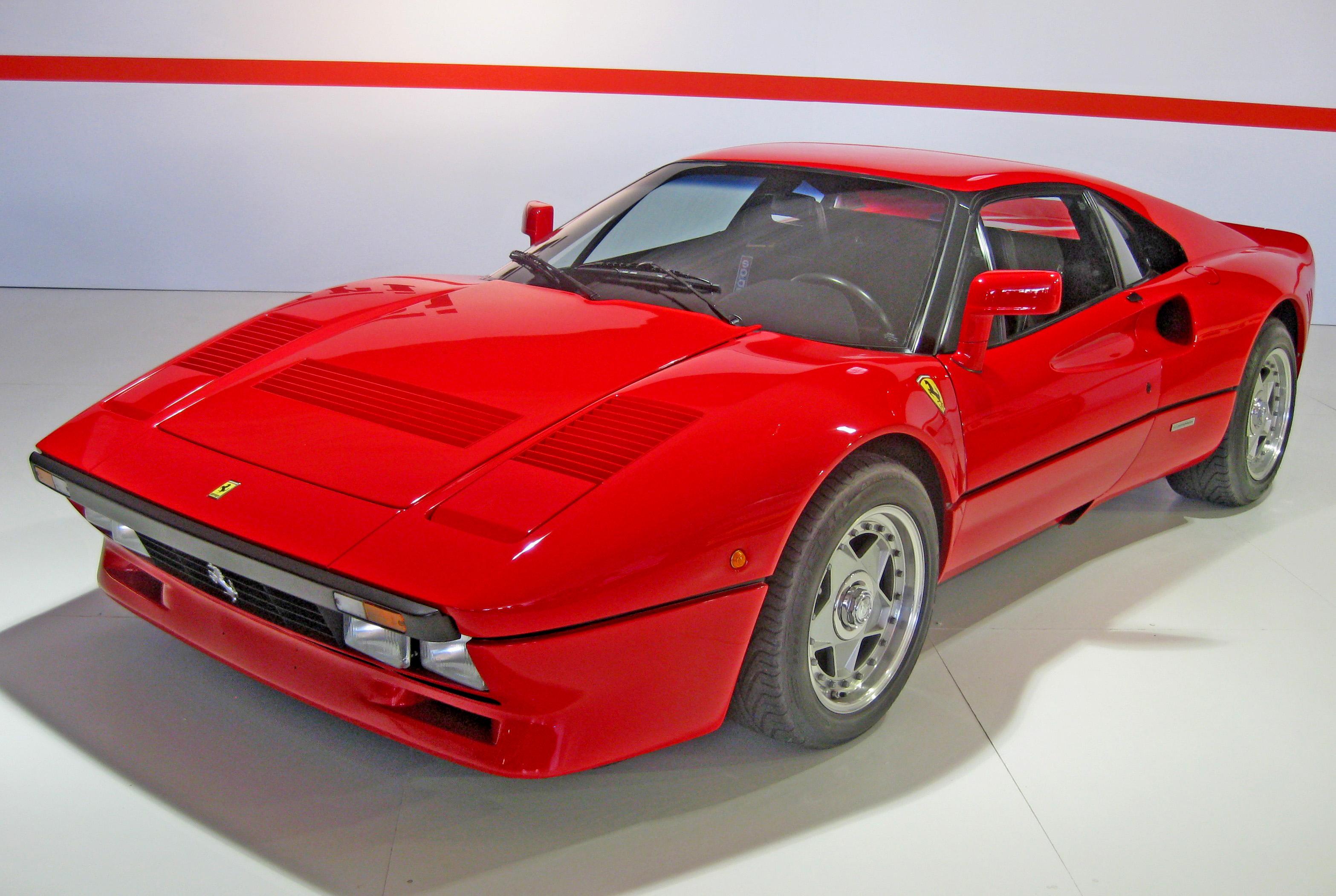 Ferrari 288 GTO ©anthonysdiecasts.com.au